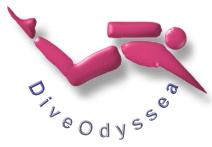 Dive Odyssea logo