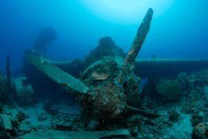 UK Diving wrecks