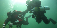 Learn to technical dive