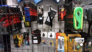 accessories, gadgets and gizmos