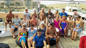 Liveaboard trips with Dive Odyssea