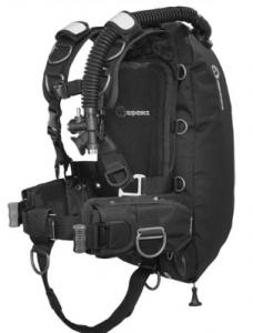 Buoyancy Compensator, wing