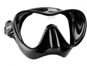Framesless face mask