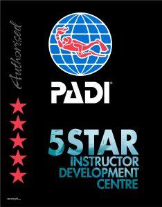 PADI 5 Star IDC