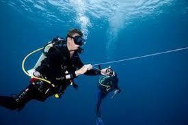 PADI Drift Diver with DSMB
