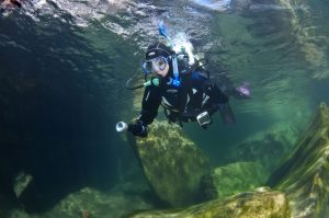 Advanced Open Water Diver moving on